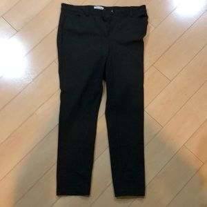 Calvin Klein dark gray dress pants